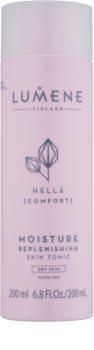 Lumene Cleansing Hellä [Comfort] tónico hidratante para pieles secas